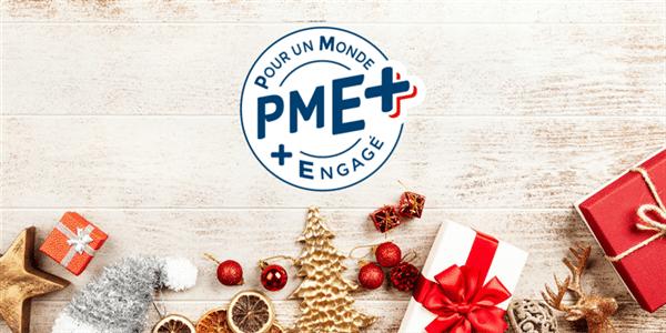 Un Noël + Engagé avec les PME+