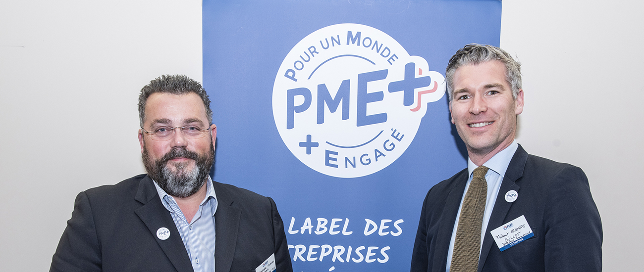Label PME+ Emile Fournier, Gillot