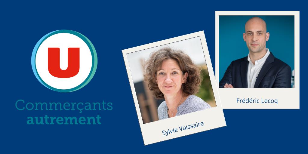 Interview de Sylvie Vaissaire, Directrice QSE, et Frederic Lecoq, Directeur Filière PGC chez Système U